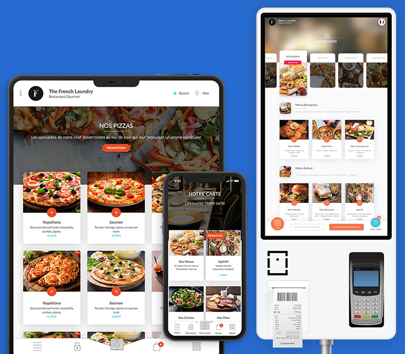 Eatself - Delivery cross-platform app